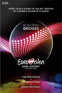 Cover  - Eurovision Song Contest - Vienna 2015 [DVD]